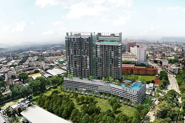 The Pano . Jalan Ipoh . Kuala Lumpur - Prestige Realty