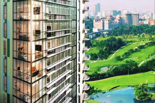 Senada Residences . KLGCC . Kuala Lumpur - Prestige Realty